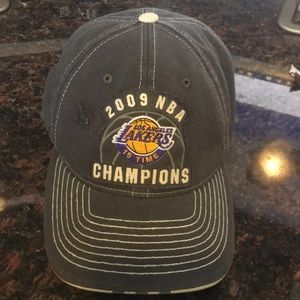 NBA Basketball LA Los Angeles Lakers Hat Cap